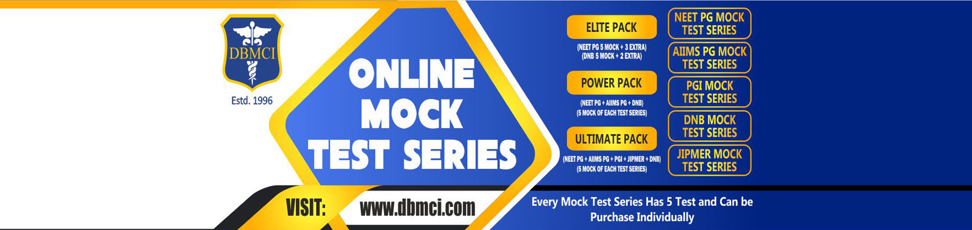 Online Mock Test Series