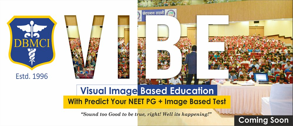 Visual Image Based Education (VIBE)
