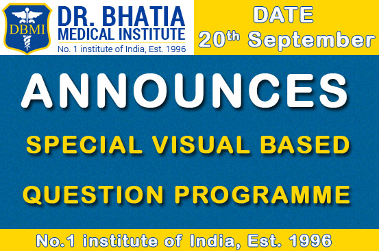 Special Visual based question programme
