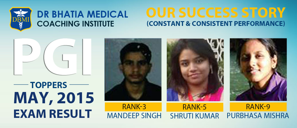PGI Toppers May 2015