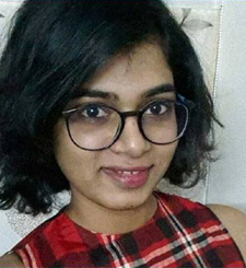 Dr. Priyanka K Rank 105 in NEET PG Jan 2017 Exam Toppers