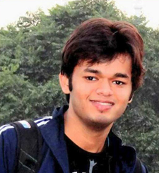 Dr. Vikrant Chauhan Rank 160 in NEET PG Jan 2017 Exam Toppers