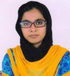Dr. Shameema Rank 450 in NEET PG Jan 2017 Exam Toppers