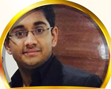 Dr. Saksham Pandey Rank 224 in NEET PG Jan 2018 Exam Toppers