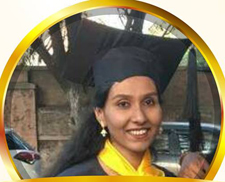 Dr. Maherafsha Hundekari Rank 301 in NEET PG Jan 2018 Exam Toppers