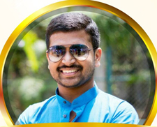 Dr. Bharat Ravi Katti Rank 320 in NEET PG Jan 2018 Exam Toppers