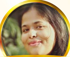 Dr. Alina Khan Rank 3615 in NEET PG Jan 2018 Exam Toppers
