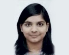 Dr. Pankhuri Dudani Rank 852 in NEET PG Jan 2018 Exam Toppers
