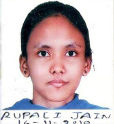 Dr. Rupali Jain PGI May 2017 Exam Rank 8