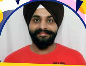 Dr. Bhavneet Singh PGI Nov 2017 Exam Rank 305